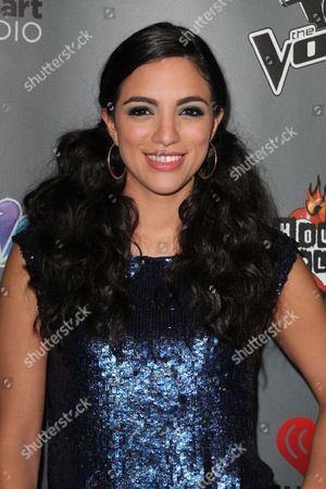 Editorial image of 'The Voice' Season 3 Top 12 Party at the House of Blues in West Hollywood, America - 08 Nov 2012
