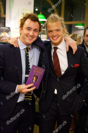 Francis Boulle and Fredrik Ferrier