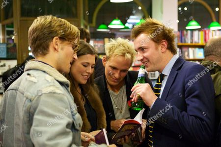Editorial image of 'Boulle's Jewels' book launch, London, Britain - 08 Nov 2012