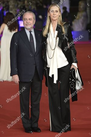 Editorial image of Opening Ceremony at the 7th International Rome Film Festival, Italy - 09 Nov 2012