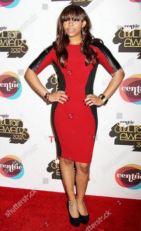 Editorial picture of Soul Train Awards, Las Vegas, America - 08 Nov 2012
