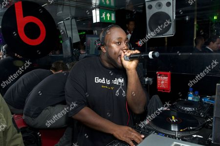 Editorial photo of Beats by Dr. Dre Show Your Colour event at the Rose Club, London, Britain - 09 Nov 2012