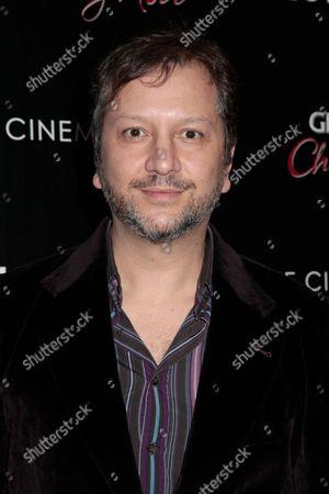 Editorial photo of The Cinema Society screening of 'Hotel Noir', New York, America - 09 Nov 2012