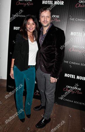 Editorial picture of The Cinema Society screening of 'Hotel Noir', New York, America - 09 Nov 2012
