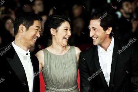 Zhang Guo Li, Xu Fan, Adrien Brody