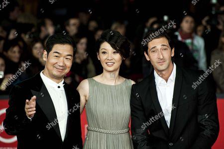 Zhang Guoli, Xu Fan, Adrien Brody