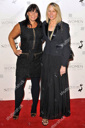 Editorial image of Inspirational Women of the Year Awards, London, Britain - 12 Nov 2012