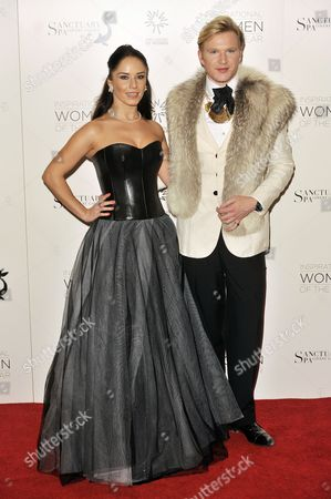 Katya Virshilas and Henry Conway