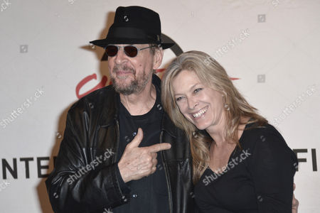 Larry Clark and Mary Farley