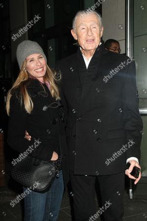 Carole Radziwill and Joel Schumacher