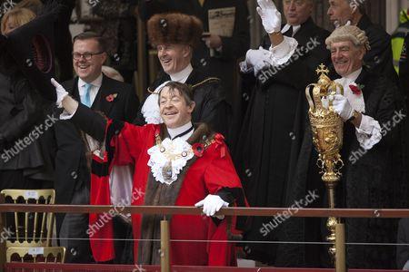 The Lord Mayor - Alderman Roger Gifford