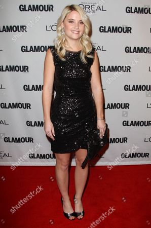 Editorial photo of 22nd Annual Glamour Women of the Year Awards, New York, America - 12 Nov 2012