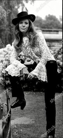 Actress Pamela Ann Davy.