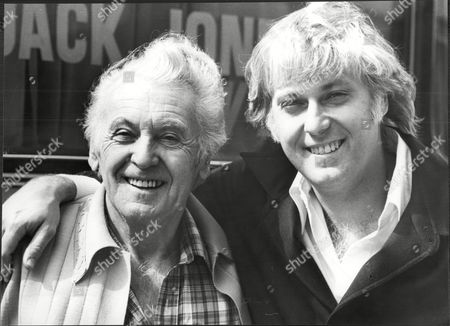 Singer Jack Jones (r) With Father Allan Jones (l) John Allan 'jack' Jones (born January 14 1938) Is An American Jazz And Pop Singer. He Was One Of The Most Popular Vocalists Of The 1960s. Jones Was Primarily A Straight Pop Singer (even When He Recorded Contemporary Material) Whose Ventures In The Direction Of Jazz Were Mostly Of The Big Band/swing Variety. Jones Won Two Grammy Awards. He Performs Concerts Around The World And Remains Popular In Las Vegas. Some Of His Best-known Recordings Are 'wives And Lovers' (1964 Grammy Award Best Pop Male Performance) 'the Race Is On' 'lollipops And Roses' (1962 Grammy Award Best Pop Male Performance) 'the Impossible Dream' 'call Me Irresponsible' 'lady' And 'the Love Boat Theme' In The Second Half Of The Sixties Jones Had A Well-publicized Relationship With Actress Jill St. John And The Two Were Briefly Married. In The Early Seventies Jones Married Gretchen Roberts. Next He Was Linked Romantically To British Actress Susan George. From 1976 To 1982 He Was Married To Kathy Simmons. From 1982 To 2005 He Was Married To British-born Kim Ely And They Had A Daughter Nicole (born In 1991). The Singer Has Another Daughter Crystal Thomas From A Former Marriage To Lee Fuller. Jack Jones Now Lives With Wife Eleonora In La Quinta A Resort City In Riverside County California.