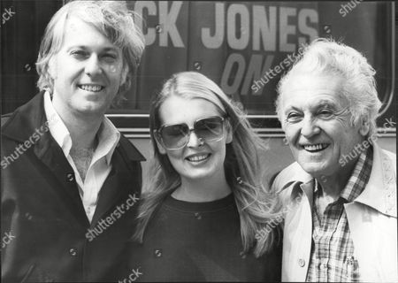 Singer Jack Jones With 4th Wife Kathy Jones And His Father Allan Jones (right) John Allan 'jack' Jones (born January 14 1938) Is An American Jazz And Pop Singer. He Was One Of The Most Popular Vocalists Of The 1960s. Jones Was Primarily A Straight Pop Singer (even When He Recorded Contemporary Material) Whose Ventures In The Direction Of Jazz Were Mostly Of The Big Band/swing Variety. Jones Won Two Grammy Awards. He Performs Concerts Around The World And Remains Popular In Las Vegas. Some Of His Best-known Recordings Are 'wives And Lovers' (1964 Grammy Award Best Pop Male Performance) 'the Race Is On' 'lollipops And Roses' (1962 Grammy Award Best Pop Male Performance) 'the Impossible Dream' 'call Me Irresponsible' 'lady' And 'the Love Boat Theme' In The Second Half Of The Sixties Jones Had A Well-publicized Relationship With Actress Jill St. John And The Two Were Briefly Married. In The Early Seventies Jones Married Gretchen Roberts. Next He Was Linked Romantically To British Actress Susan George. From 1976 To 1982 He Was Married To Kathy Simmons. From 1982 To 2005 He Was Married To British-born Kim Ely And They Had A Daughter Nicole (born In 1991). The Singer Has Another Daughter Crystal Thomas From A Former Marriage To Lee Fuller. Jack Jones Now Lives With Wife Eleonora In La Quinta A Resort City In Riverside County California.