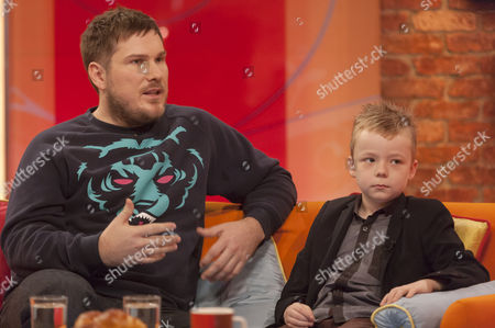 Marc Wootton and Ben Wilby