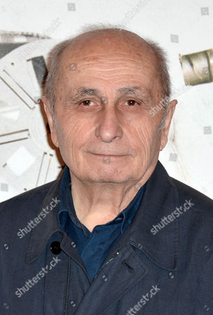 Stock Picture of Director Franco Piavoli
