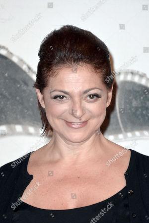 Stock Photo of Tiziana Catalano