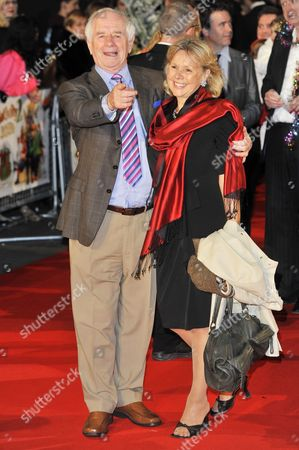 Johnny Ball and wife Di Ball