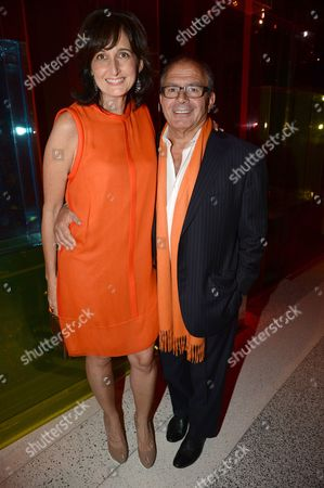 Editorial picture of Sushisamba Grand Opening, Heron Tower, London, Britain - 13 Nov 2012