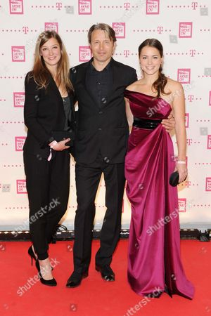 Editorial image of 'Move On' film premiere, Berlin, Germany - 06 Nov 2012
