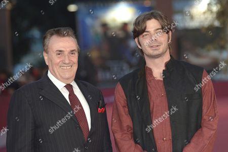 Editorial photo of 'Orvieto's Lion' film premiere, 7th International Rome Film Festival, Italy - 13 Nov 2012