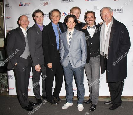 Editorial picture of 'The Mystery of Edwin Drood' Play Opening Night, New York, America - 13 Nov 2012