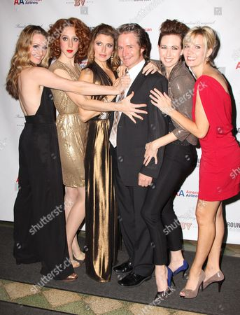 Editorial image of 'The Mystery of Edwin Drood' Play Opening Night, New York, America - 13 Nov 2012