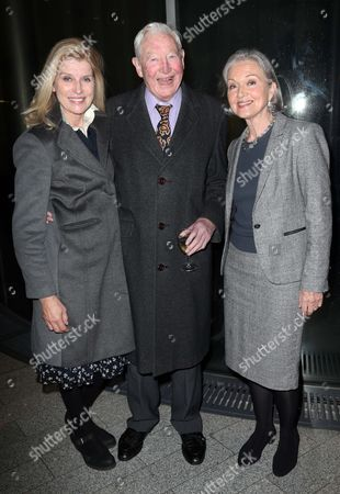 Selina Scott, Sandy Gall and Anna Ford