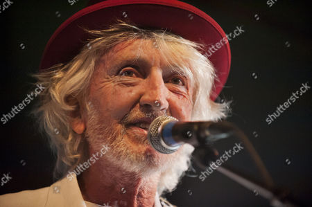 Stock Photo of Gong - Daevid Allen
