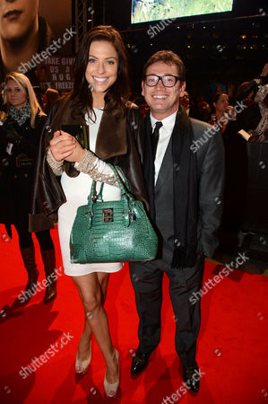 Sid Owen and girlfriend Laura Gardner