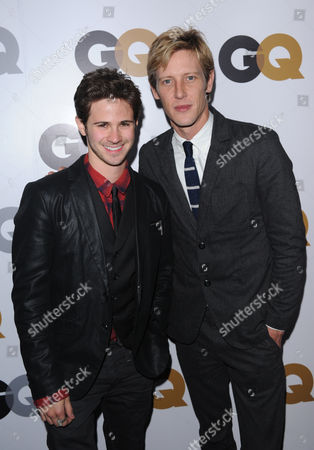Connor Paolo and Gabriel Mann