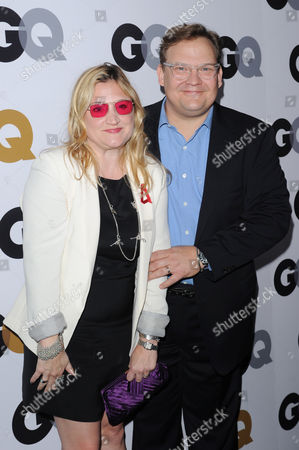 Sarah Thyre and Andy Richter