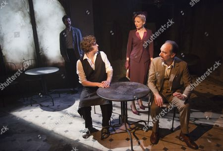 'Lot and His God' - Justin Avoth, Vincent Enderby, Hermione Gulliford and Mark Tandy