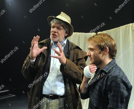 'The Seagull' - Matthew Kelly as Dorn, Joseph Drake as Konstantin
