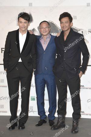 Gao Yun Xiang, Johnnie To, Wallace Chung