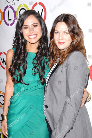 Kimberly Snyder, Drew Barrymore
