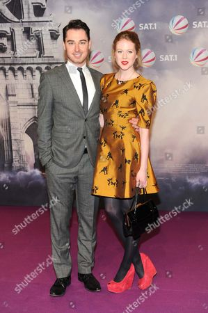 Editorial image of 'World Without End' TV programme premiere, Berlin, Germany - 14 Nov 2012