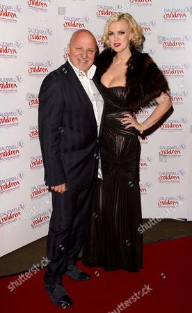 Aldo Zilli and wife Nikki Zilli