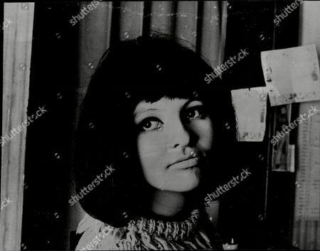 Stock Image of Beryl Marsden Singer.