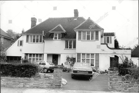 Exterior Of Home Of Roy Kinnear Actor Comedian Following His Death 1988.