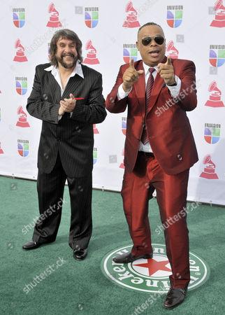 Stock Photo of Chuchito Valdes & Eddy Navia