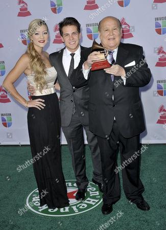 Editorial photo of Latin Grammys at Mandalay Bay Resort , Las Vegas, America - 15 Nov 2012