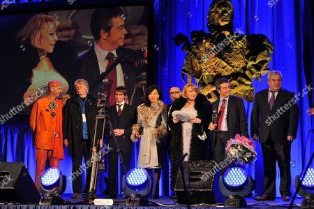 Andrew Logan, Fridrik Thor Fridriksson, Sergey Sholohov, Joan Chen, Yuliya Malakyan and Michele Mercier