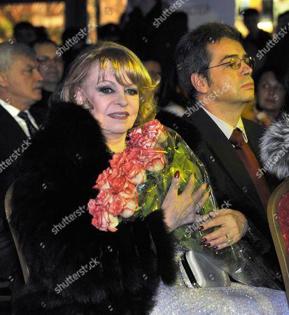 Editorial photo of Severnoe International Cinema Festival, St Petersburg, Russia - 11 Nov 2012