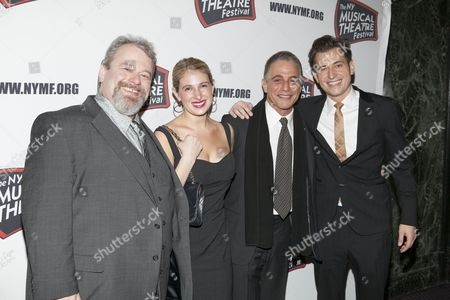 Editorial photo of The New York Musical Theatre Festival Gala honors Kelli O'Hara!, New York, America - 12 Nov 2012