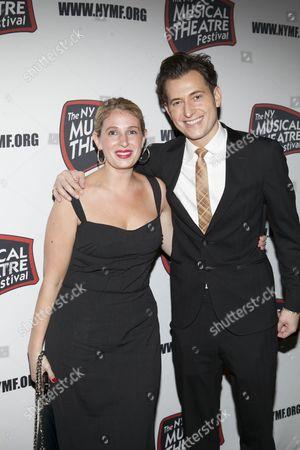 Stock Photo of Pia Cincotti and Peter Cincotti