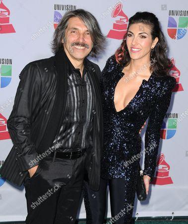 Diego Verdaguer and Ana Victoria