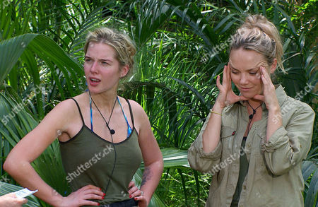 Editorial photo of 'I'm A Celebrity...Get Me Out Of Here!' TV Programme, Australia - 16 Nov 2012