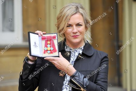Emma Hill received the OBE award